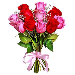 Экспресс букет +30% цветов с доставкой в Санкт-Петербурге