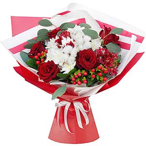 Восхищение +30% цветов с доставкой в Санкт-Петербурге