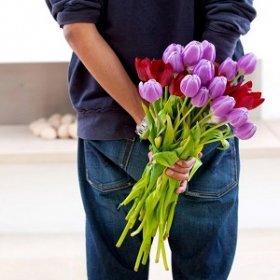 Как сказать «извини» цветами?